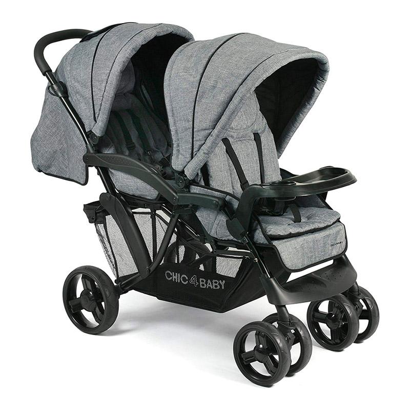 Chic 4 Baby Passeggino gemellare